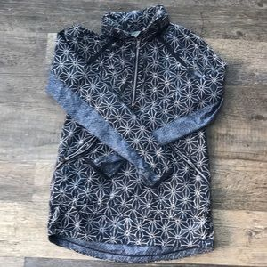 Lululemon navy running jacket